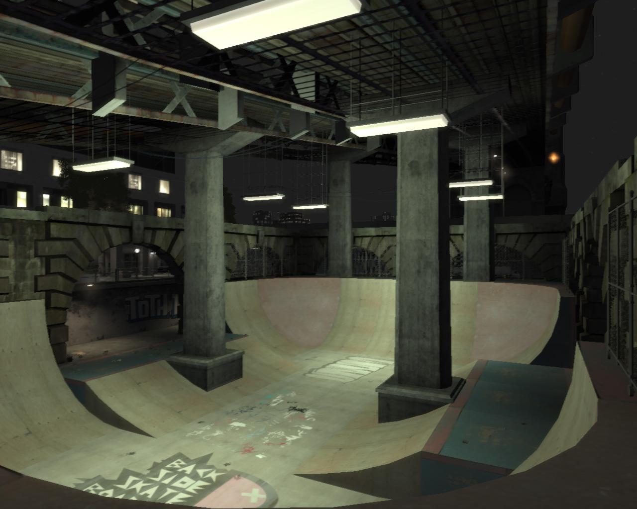Skate park gta wiki fandom powered by wikia for Andreas fish market