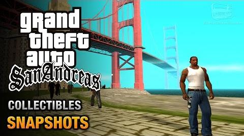 GTA San Andreas - Snapshots