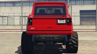 Dubsta6x6-GTAV-Rear