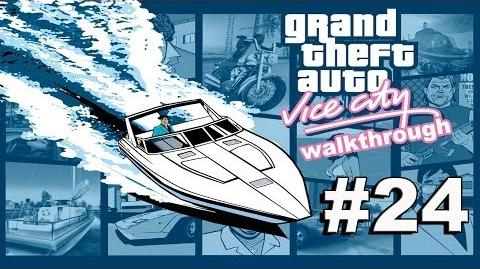 Grand Theft Auto Vice City Playthrough Gameplay 24