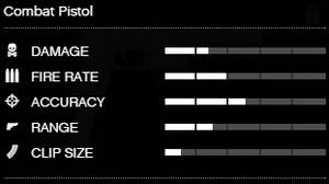 CombatPistol-GTAV-RSCStats
