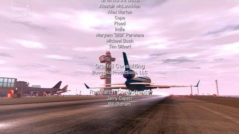 GTA The Ballad of Gay Tony - End Credits (1080p)