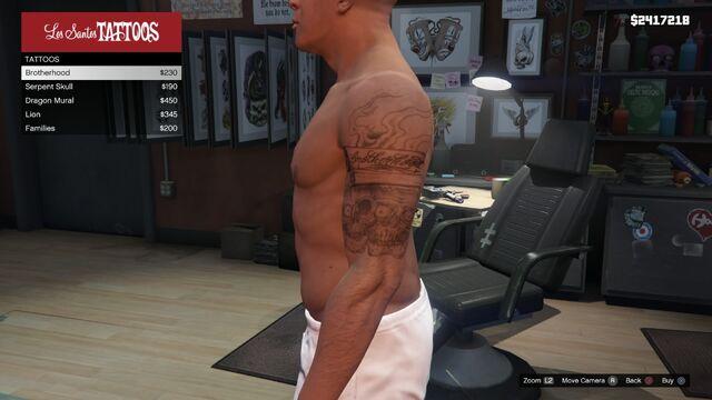 File:Tattoo Franklin Left Arm GTAV Brotherhood.jpg