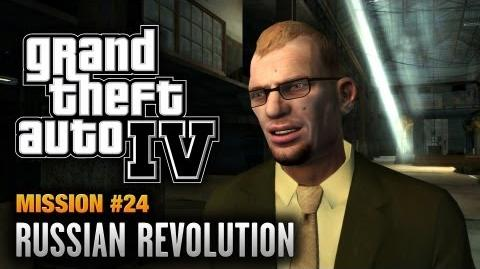 GTA 4 - Mission 24 - Russian Revolution (1080p)