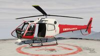 Air Ambulance GTAV
