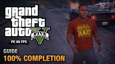 GTA 5 - 100% Completion Guide