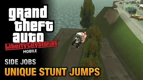 GTA Liberty City Stories Mobile - Unique Stunt Jumps