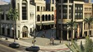 Little Portola GTAV from the northwest