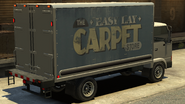 TheEasyLayCarpetStoreMule-GTAIV-rear