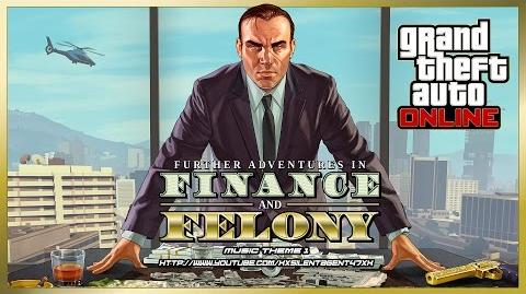 Grand Theft Auto GTA V 5 Online Finance and Felony - Power Play (Adversary Mode) Music Theme 1