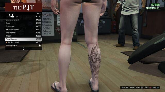 File:Tattoo GTAV-Online Female Right Leg Fiery Dragon.jpg