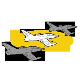 File:GTAO Flight School Lazer formation.png