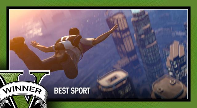 GTAV BestSport