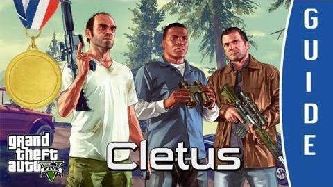 GTA V (Grand Theft Auto 5) Walkthrough Cletus - Target Practice 100% Gold HD