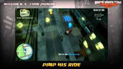 GTA Chinatown Wars - Walkthrough - Mission 9 - Pimp His Ride