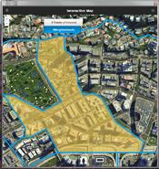 RockfordHills GTAV Official Map Boundary