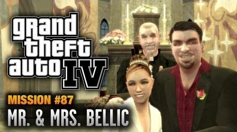 GTA 4 - Mission 87 - Mr. & Mrs. Bellic Revenge Deal (1080p)