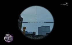 IV - Sniper Rifle (Remington 700)-target
