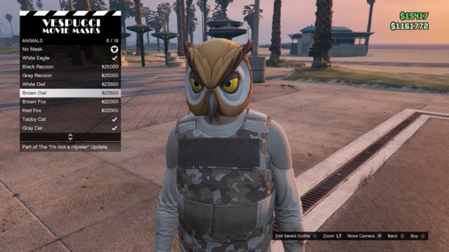 File:GTAO-Animal-Brown Owl Mask.png