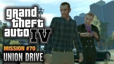 GTA 4 - Mission 70 - Union Drive (1080p)