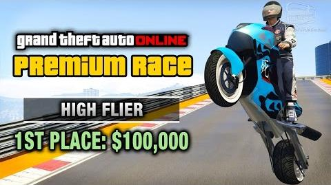 GTA Online - Premium Race 25 - High Flier (Cunning Stunts)