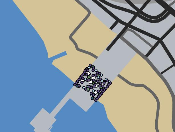 GTAO-Pier Pressure II Map