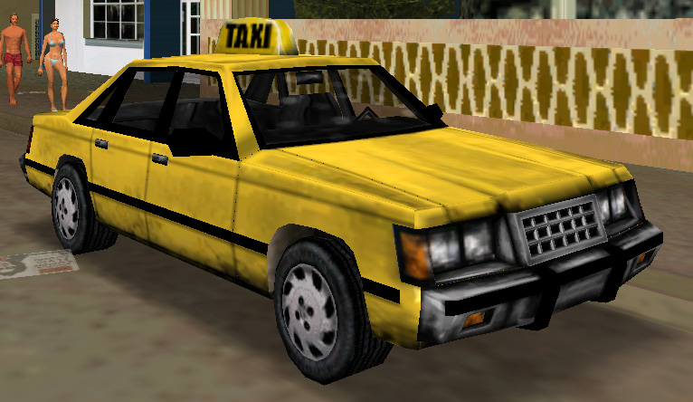 Car Games New York Taxi