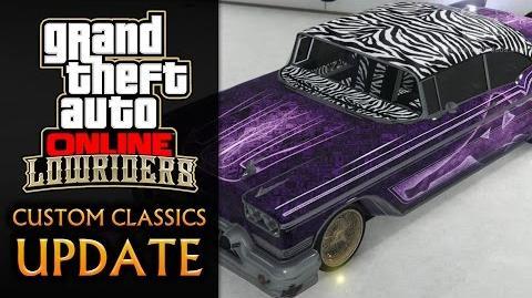 GTA Online Lowriders Custom Classics Update - Tornado