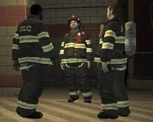 Gta iv firemen