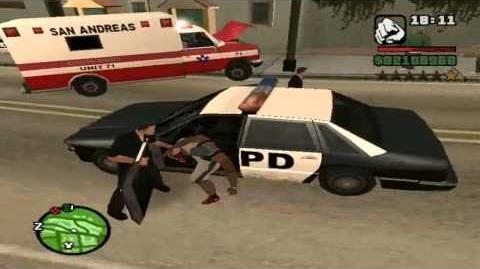 GTA 1 - GTA San Andreas-Fan Made Video using this music.