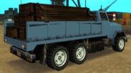 Flatbed-GTAVCS-rear