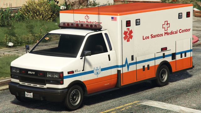 File:Ambulance-GTAV-front-LSMC.png