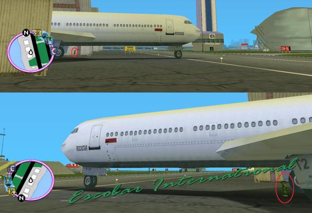 File:GTAVC HiddenPack 93 Under biggest plane in hangars W of runways.png