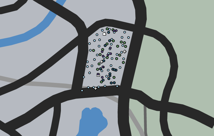 Reflex Deathmatch GTAO Map
