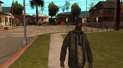 Grand Theft Auto San Andreas Quotes - Old Cletus