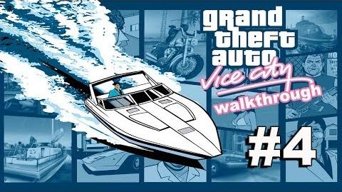 Grand Theft Auto Vice City Playthrough Gameplay 4