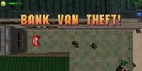 Bank Van Theft!