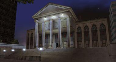 City hall gta 3