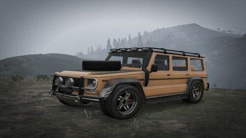 BenefactorDubsta-WildBrick142-GTAV-Front