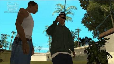 GTA San Andreas - Walkthrough - Mission 10 - Home Invasion (HD)