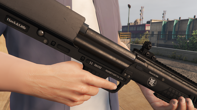 File:Bullpup Shotgun-GTAV-Markings.png