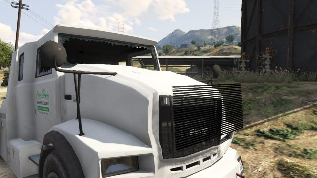 File:GTA V Utility Truck Glitch.jpg