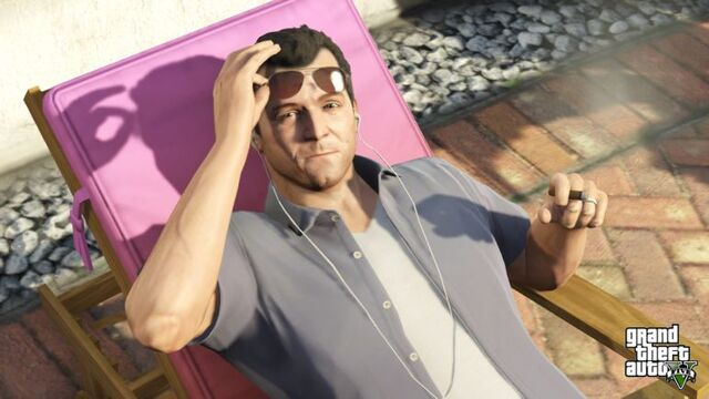 File:Michael(GTA V)-Sunbathing-GTAV.jpg