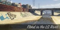 Flood in the LS River