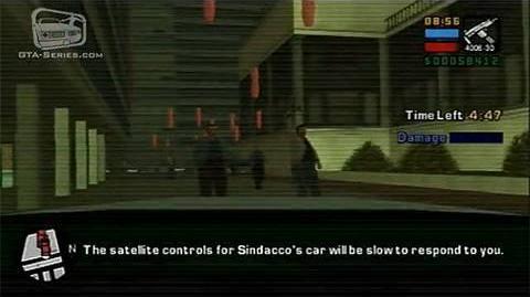 GTA Liberty City Stories - Walkthrough - Mission 48 - Taking The Peace