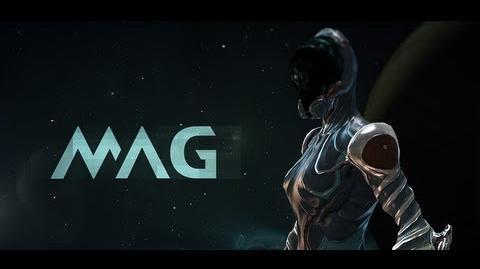 Warframe Profile - Mag