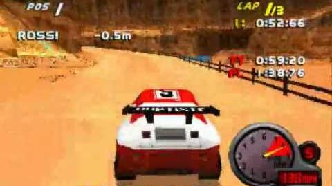 Egypt 4 (A) Total Drivin Grand Tour Racing 98