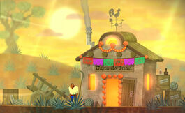 Casa de Juan