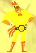 Pollo Luchador