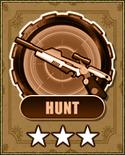 Hunt 3 Star